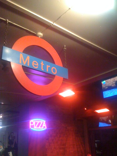 Metro Bar - Dunedin, New Zealand by Rebecca Caroe