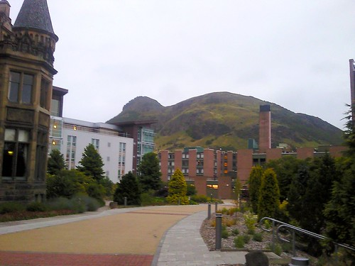 Review of Edinburgh First accommodation at University of Edinburgh Pollock Halls