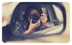 Side Mirror (katre) Tags: d90 meandmycamera katre voigtlandernokton58mm14