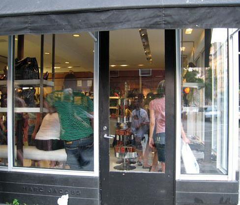 Compras em Nova York só para mulheres