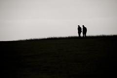 Journey (padlock'd) Tags: portrait silhouette walking nikon couple assignment sigma journey distance 18200 d40 dailyshoot ds258