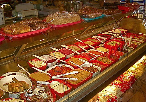 Appetizer Counter at Royal Gourmet