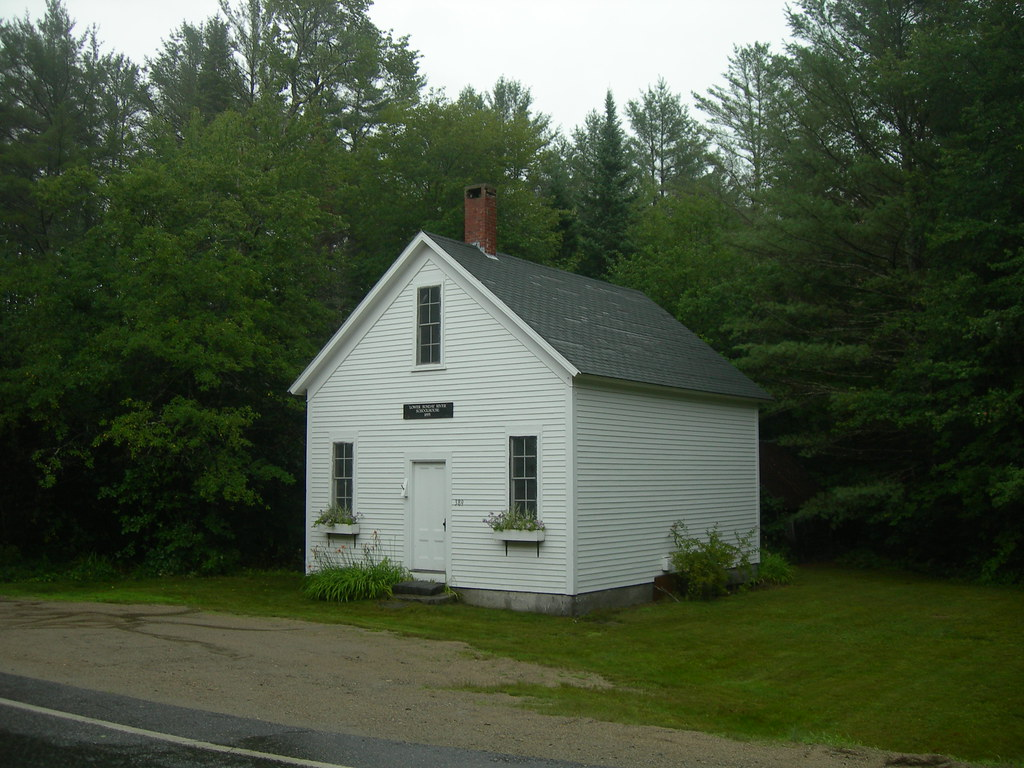 Lower Sunday River Schoolhouse