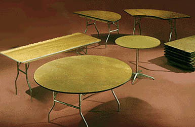 All Types and sizes of Tables