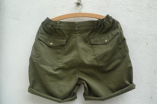 Boy scouts shorts