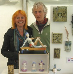 Sally & Neil MacDonell (Christine Cox @ potfest) Tags: neil sally macdonell participantsinpotfestintheparkcumbria ca119th