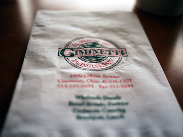 Giminetti Baking Co