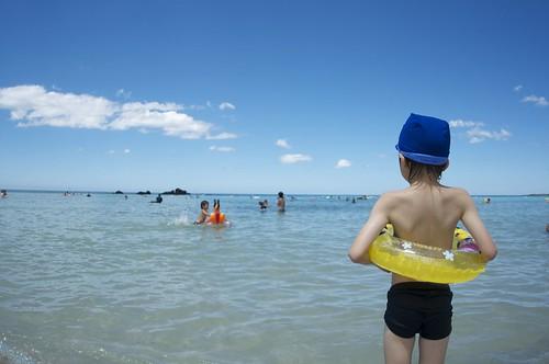 角島コバルトビーチ