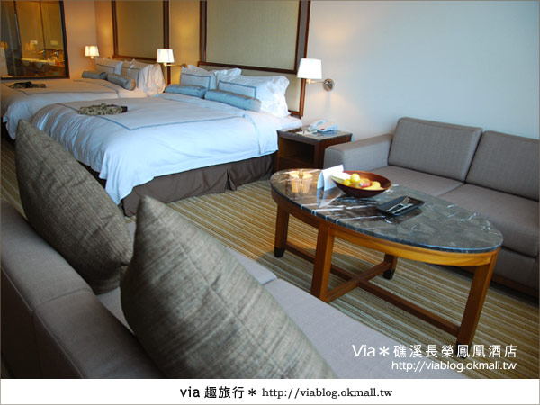 【礁溪溫泉】充滿質感的溫泉飯店~礁溪長榮鳳凰酒店(上)26