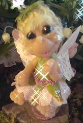 tink (crazylittlecritters) Tags: miniatures dragon hand ooak made fairy clay munchkin polymer