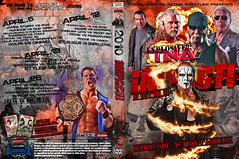 TNA Impact 2010 5 April DVD Cover (kikobluerose) Tags: aj dvd action wrestling sting impact styles covers hulk hogan total nonstop abyss unofficial tna