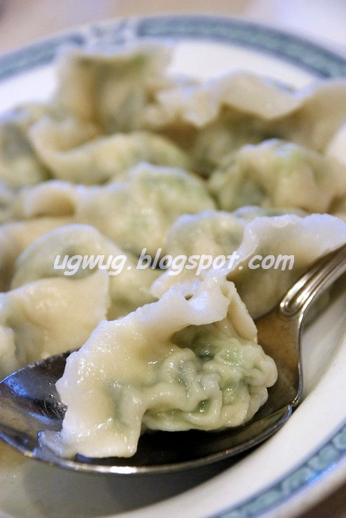 Shrimp & Leek Dumplings