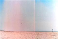 California (Savannah Daras) Tags: ocean california road trip light seagulls west film beach coast sand nikon waves cross pacific country memories southern leak em distant sooc