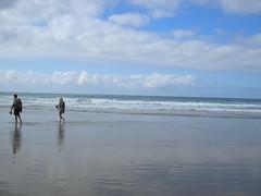 P1010026 (MarquiBeck) Tags: sea summer beach rocks cliffs galicia lugo 2010 ascatedrais