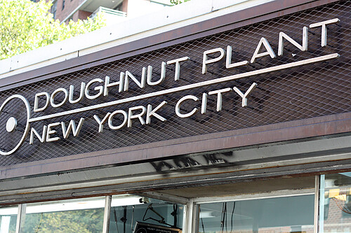 doughnut plant-new york city
