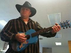 Bill Ritter cowboy's up