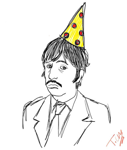 Happy Birthday Ringo