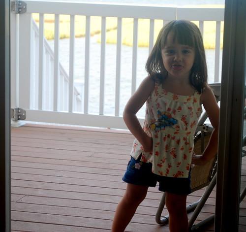 Little Miss Full of Attitude