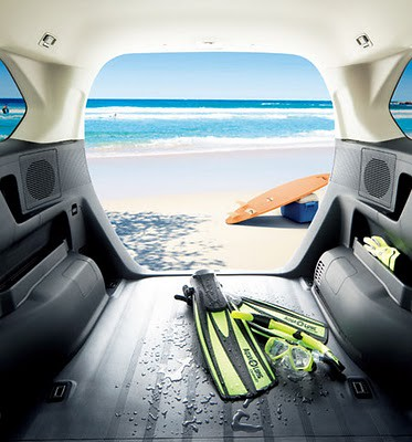 Honda_Freed_Sea travel