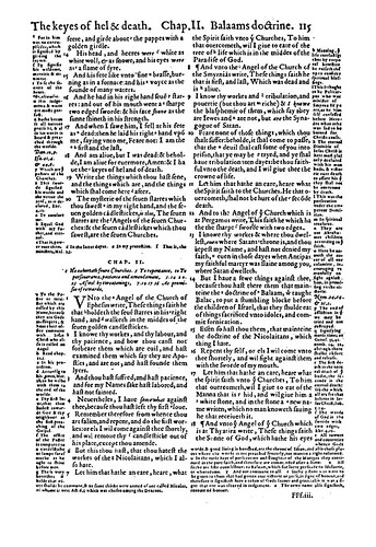 1560 Geneva Bible