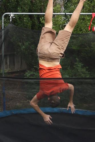 Ben Jumping 3