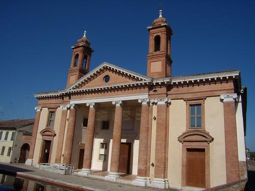 Comacchio - vecchio ospedale