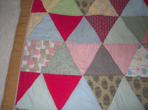 Patchwork Quilt Handmedown No. 1