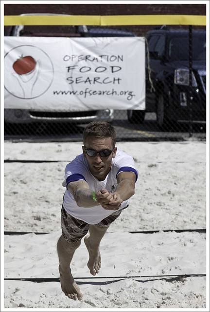 Spike Out Hunger 8 (Dive 1)