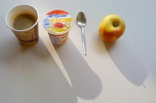 4-Korn-Joghurt & Apfel