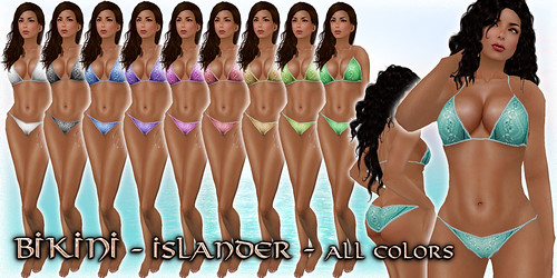 Bikini (Islander) All Colors - 01