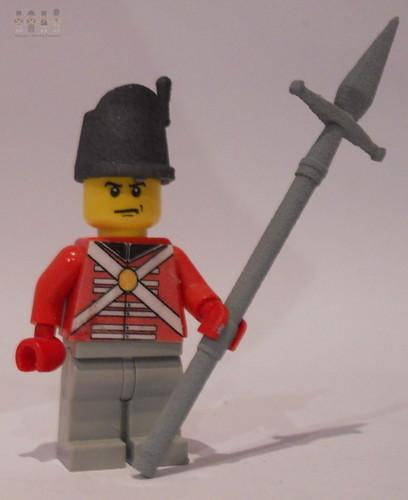 British Ensign 1809