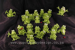 Meet the Lakeside Chorus!! (Dot Klerck....) Tags: southafrica capetown dot frogs cupcakesbydesign