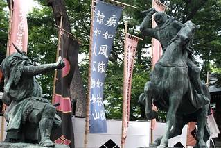川中島古戰場
