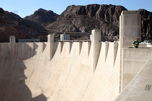 Vegas, The Hoover Dam, and a Strange Little Town Called Chloride