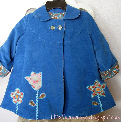 Mama L's DMK Stylish Kids Coat