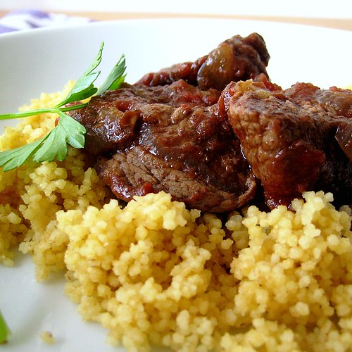 Sultan's Delight or Hunkar Begendi or Turkish Beef Stew with Eggplant ...