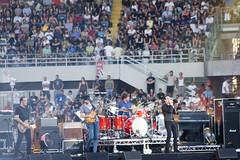 Kasabian - U2 360 Tour 2010 Torino (Samuel Chinellato) Tags: pictures david adam canon u2 torino paul eos evans flickr tour clayton live 360 bono larry edge vox turin 2010 mullen kasabian howell hewson 50d cocert mirafotocontest