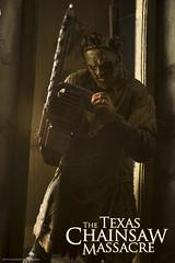 The Texas Chainsaw Massacre (Boogeyman13) Tags: monster movie toy toys actionfigure leatherface horror remake platinumdunes slasher newlinecinema mezco thomashewitt
