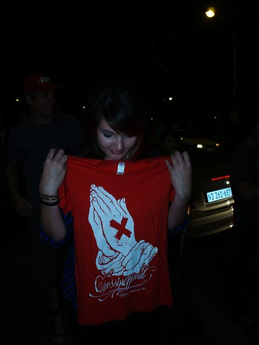Free shirts