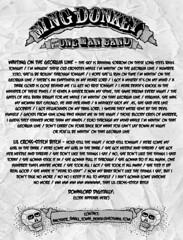 MING DONKEY - RECORD ART - SELF RELEASE - INSERT FRONT (MING DONKEY) Tags: hotdog punkrock onemanband fyp vinylrecords bombon gonerrecords thatsincredible killerdreamer toysthatkill punkart recessrecords juxtopoz mingdonkey thegrumpies hairdosonfire dirtcultrecords marginmouth
