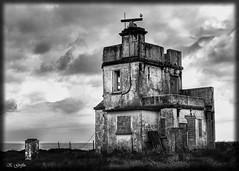 Abandoned Coastguard Station, Dunmore East