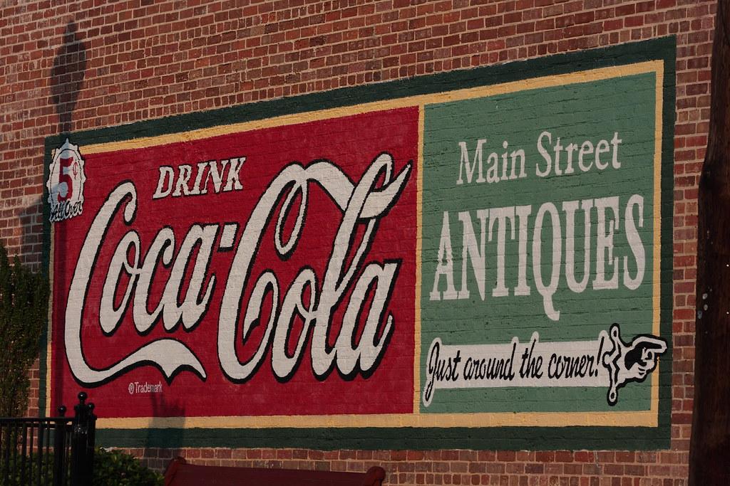 Coca-Cola Sign - Hiram, GA