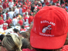 Go Terps (jleathers) Tags: football maryland umd terps byrd umcp collegepark terrapins collegefootball testudo