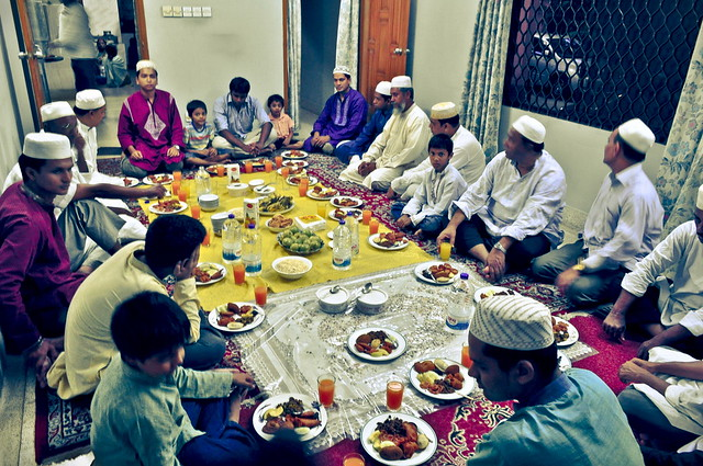 Day 47. Iftar on Grandma's death anniversary