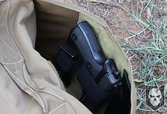 Discreet Messenger Bag 17