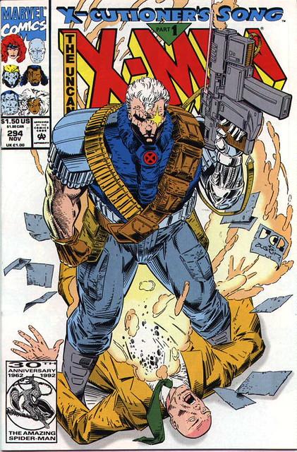 Uncanny X-Men 294-00