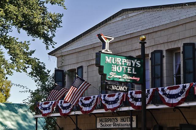 "Murphys"" hotel"
