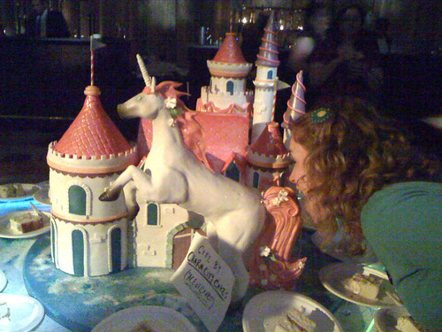Sparklecorn Cake
