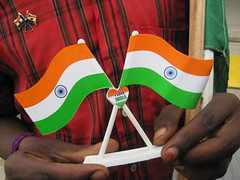 Independence Day‏ - Indian Flag -Bangalore