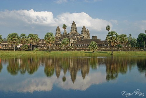 Siem Reap, Cambodia - Angkor Wat by GlobeTrotter 2000